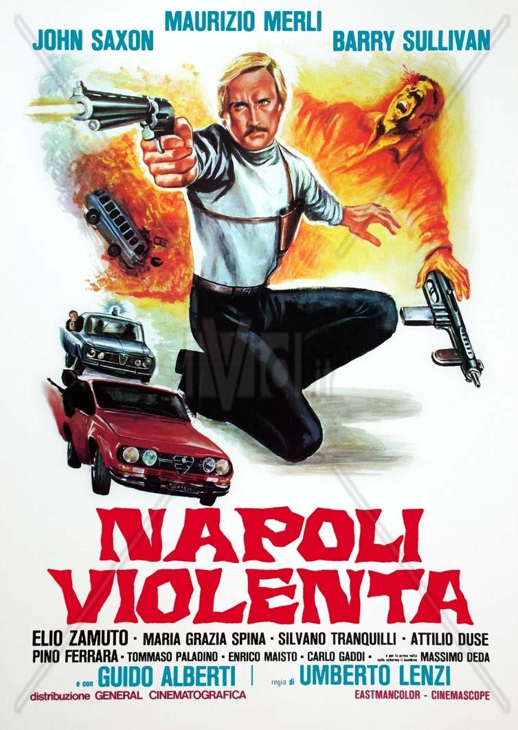 Risultati immagini per Napoli violenta